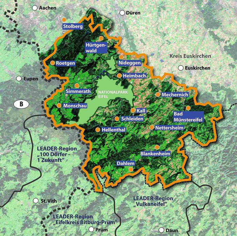 Leader Region Eifel